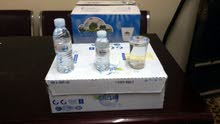 توريد مياه كاسات 250 ملى لجميع شركات الاعاشة و موزعى الجمله