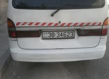 باص كيا  بريجو موديل 98  بسعر مغري الباص في حالة الوكالة للبيع او للبدل بسيارة