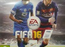 لعبة FIFA 16 للبيع