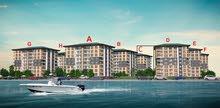 للبيع شقة بأجمل شواطئ طرابزون التركية ب 151 الف درهم وبالتقسيط