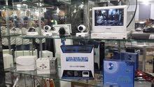 جهاز تسجيل شبكي NVR COMBO