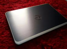 Laptop Dell core i7 hard 500 giga ram 4 giga Metal made excellent condition