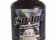 بروتين أيزو ١٠٠ ايزوليت ISO 100 Protein Hydrolyzed Isolate