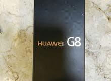 جهاز هواوي G8 جديد غير مستعمل بسعر البلاش