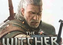 the witcher شريط بلاشتيشن4
