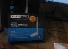 جهاز لاقط اشارة الوايرليس Toto Link Wireless