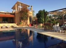 مزرعة وفيلا للايجار في البحر الميت قرب الفنادق رقم ( 5 )