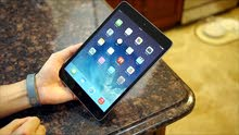 iPad mini 2 /16GB silver & space gray ايباد ميني بسعر مغري