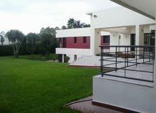 villa 2000m neuf au onep rabat