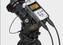 مايك زوم للكاميرات zoom h4n