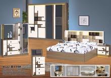 للبيع غرفة نوم حديثة وعصرية رقم الموديل B114