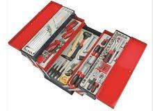 صندوق عدة متكاملة لأصحاب مراكز الصيانة والورش