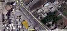 قطعة أرض للبيع الزرقاء شارع الجبل الأبيض مطلة على مسجد الأردن من المالك مباشرة