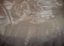 فستان زفاف (فيلو) تركي موديل جديد للبيع 1750