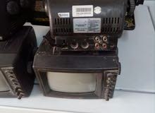 شاشة تلفاز كورية من النوع القديم