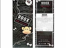 جهاز واكس مع عرض مميز وكريم voox الاصلي