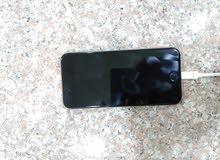 ايفون 6 فضي في اسود 64 جيجا للبيع