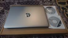لابتوب HP سلم مواصفات خرافيه