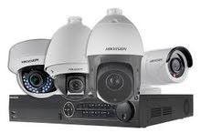 الجودة العالية بأرخص الاسعار للبيع كاميرات مراقبة حديثه بأرخص الاسعار مع التركيب