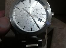 ساعة يد نوع Burberry سويسرية اصليه