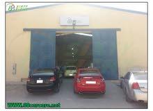 مركز صيانة لمكانيكا وكهرباء وسمكرة السيارات