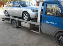 افيكو ساحبة للايجار لنقل السيارات داخل وخارج ليبيا تونس