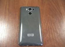 elephone p9000 استعمال خفيف معاه شاحن سريع ووصلع typ c
