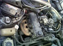 موتور مرسبدس 200e كامل بالفتيس