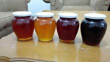عسل نحل طبيعي مكفول
