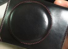 حقيبه جديد فاخر جلد حالة الكاميرا ل كانون powershot G7X