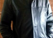 Limited edition pure leather jacket