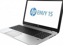 Hp envy 15 Core i5( 5th gen)