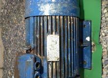 ماطور صناعي كهرباي kw7.5hp10