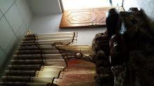 دار للبيع ملك صرف ركن مساحه 110م القبلة شارع البريد قرب سنتر فدك 07700819384