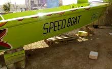 قارب سريع