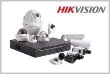 hikvision كاميرا 2017