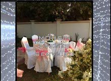 Banquet & Party Furniture Rental by Mohsin Events Services