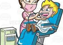 مطلوب لمجموعة طبيه بالمجارده طبيبات اسنان