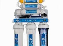 فلاتر مياه 7مراحل للبيع