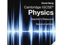 IGCSE Books for Sale