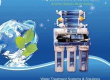 تركيب أجهزة فلاتر مياه وصيانة الأجهزة القديمه R.o