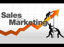 تسويق و مبيعات