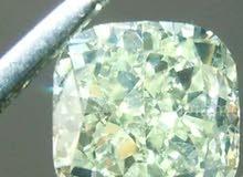 حجر الماس موزينايت 6.18 قيراط للبيع