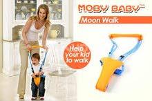 مشاية لتعليم المشي للأطفال بشكل آمن وصحي