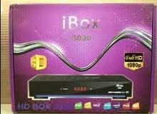للبيع رسيفر i box 3030 hd الأصلي أبو الكارت