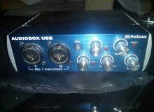 Audio Box Presonus كارت صوت خارجي