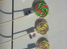 مصنع حلويات لولي بوب