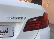 BMW 550i موديل 2012
