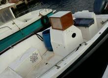 بيع قارب بدون محرك