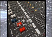Sound System & Projector Rental by Mohsin Events Services